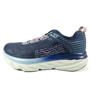 Hoka One One Bondi 6 Running Shoes Size 9 Wide